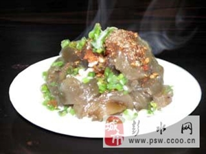 彭水传统小吃:嘟卷子