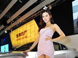 2013杭州西博会车展美女之东风日产 长?#35753;?#22899;图片