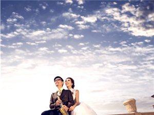 完美冬季外景婚纱摄影