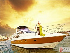 晒晒我们的海景婚纱照