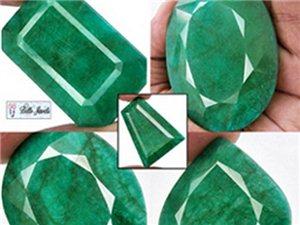 祖母绿:宝石肉眼鉴定方法实战篇