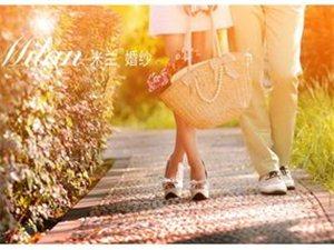外景婚纱照拍摄攻略 绿叶就为承托鲜花而活 萍乡婚纱