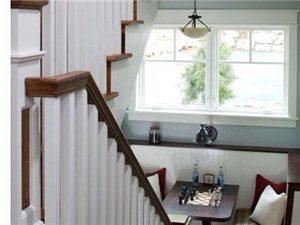 """""""吝啬""""小空间 8个楼梯中间平台案例"""