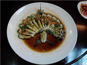 请你猜:猜猜这道菜叫什么名字!?我们食锦园的师傅精心独创的哦!