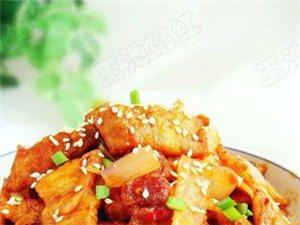 韩式泡菜炒五花肉――很爽很下饭哦