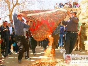 大中华――新疆民俗!