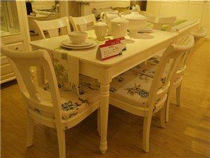 【商品展示】金沙网站金凤凰家居餐桌系列商品展示