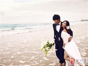 婚纱照没有最美只有更美