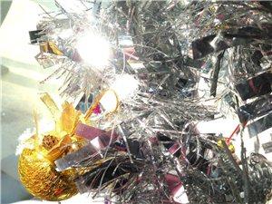 圣诞树的制作过程,请勿模仿。
