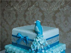 这种婚礼蛋糕,准新娘们心动了吗?