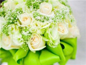 几款最时尚的新娘捧花风格推荐