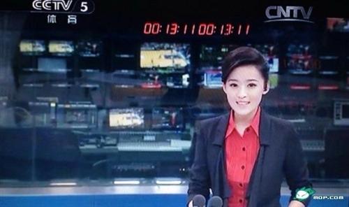 央视体育新主播走红网络甜美清新迷人微笑秒杀网友