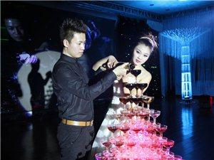 金泰酒店婚庆部举办大型婚礼秀,