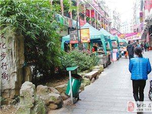 """文化步行街成""""帐篷街"""" 市民期盼突出文化品位"""