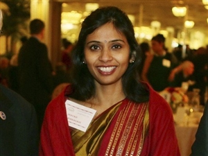 印度女外交官被美国拘留遭侮辱