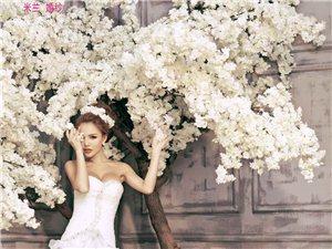 【米兰婚纱】萍乡婚纱摄影4个彩妆技巧 秒变瓜子脸新娘