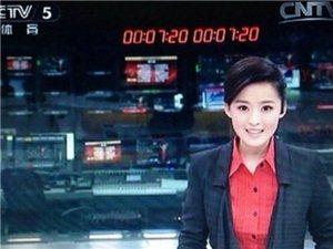 """央视新晋美女主播走红被赞""""清纯超奶茶妹"""""""