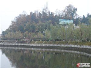 [组图]蓬溪县芝溪河畔优美风光