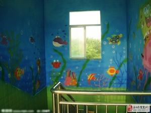郑州空间手绘墙。。,