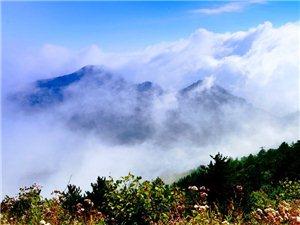 青山绿水,烟雨画廊――石脑穆桂英山黄花山