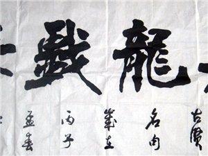 中书协理事张书范,画家苏海河来定西交流艺术