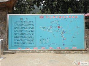 请朋友们给标出游览图中各景点的名称