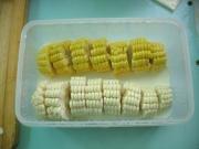 简单美味――奶酪奶煮玉米