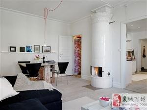 给你介绍一款北欧简约女生公寓