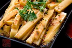 传统小吃,凉豌豆粉