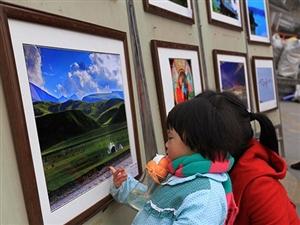 新都摄影协会举办迎新年摄影作品展