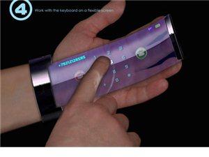 你能想象未来的手机什么样吗?