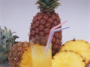 经常消化不良,饭后吃菠萝有助于消化