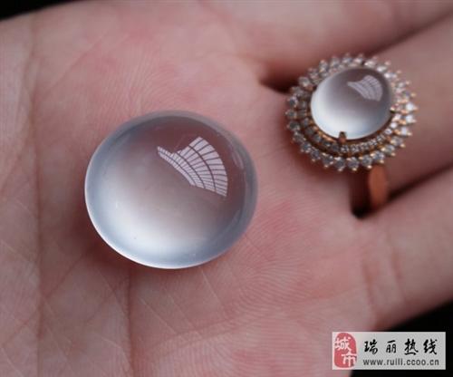 玻璃种超大蛋面