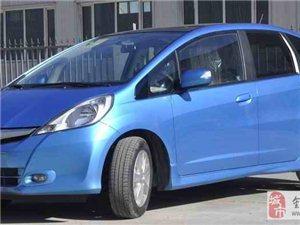 本田飞度2012年6月的车