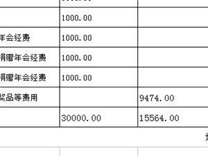 暖心义工-宁乡区2013年度第三期财务公示