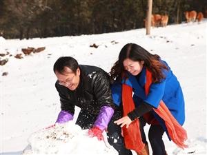 冬天的童话~相约菌子山一起看雪