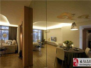 仿木瓷砖经典运用 流畅线条的现代简约居室