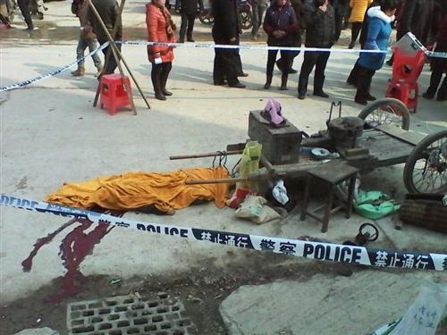 爆米花机爆炸击中1小孩头部致身亡