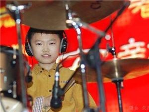 《欢歌》架子鼓表演