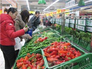 今年过年前绥化蔬菜的价格没有涨,还略有下降