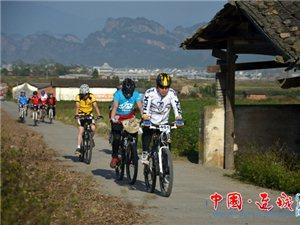 骑游连城:生态骑行 自助采摘