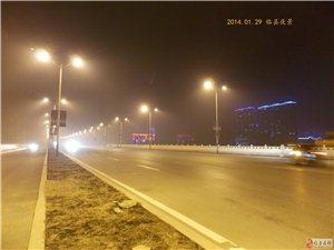 2014年春节前新葡京夜景