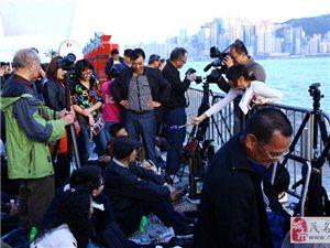 香港2014年烟花汇演相片
