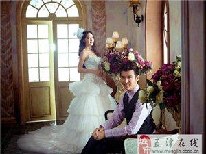 实景基地拍摄 故事情节婚纱摄影