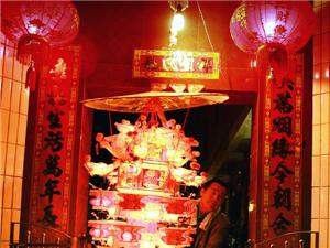 2014年芷溪游花灯