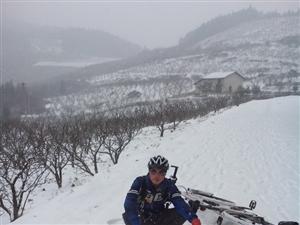 2月12日,美利达骑友甘溪山冰雪世界,不一样的雪地骑行!!!