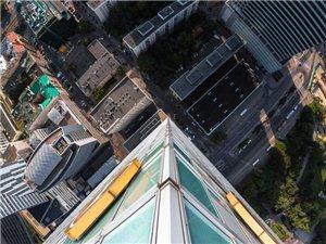 从高空俯瞰 领略欧洲地标建筑的美轮美奂