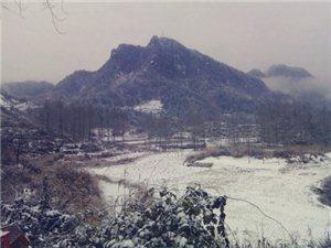 凉风垭雪景
