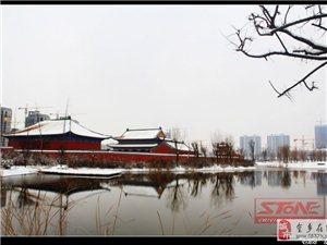 2014雪后~~~金乡冬韵~~·我的家