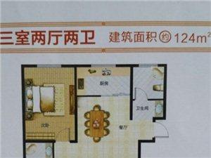 鸿盛新城三期楼层高,公摊面积少